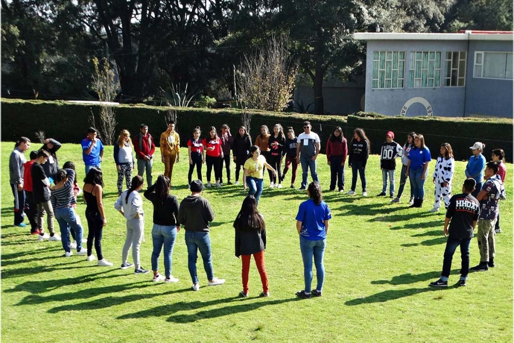 Mexico - Provincial Bosco Camp for 84 young people