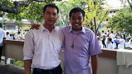 Pakistan - Br. Nhat, SDB, and his testimony as Salesian Brother