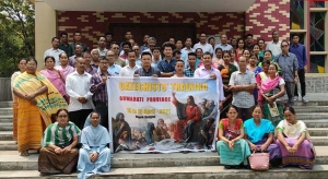 """India – The """"Training and Faith Formation of Catechists"""" project"""