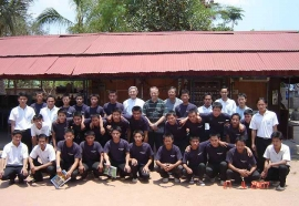 "Laos - Interview with Sanya Boonprasert, founder of Past Pupils of ""Don Bosco"" of Vientiane"