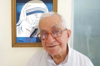 India – Farewell to Fr Stroscio, great missionary, friend of Mother Teresa of Calcutta