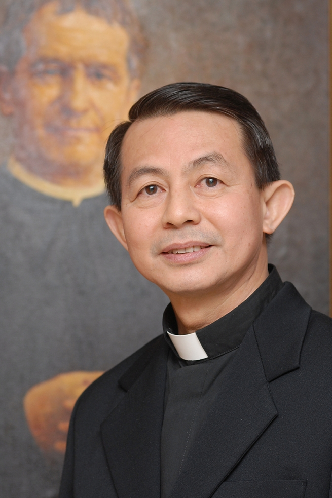 RMG – First Provincial of Indonesia Vice-Province appointed: Fr Andrew Wong