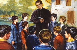 "Brazil – How Don Bosco ""fished""for his young people"