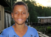 Ecuador - Óscar, the child who recovered his childhood
