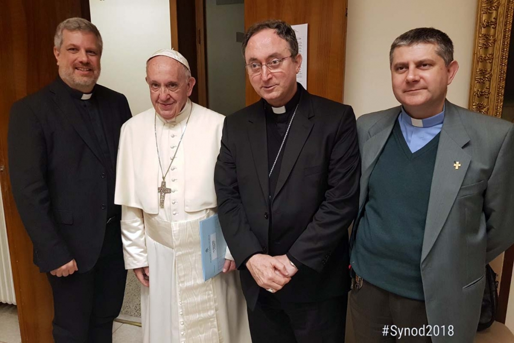 Fr Rossano Sala, SDB, appointed Special Secretary for Synod on Youth