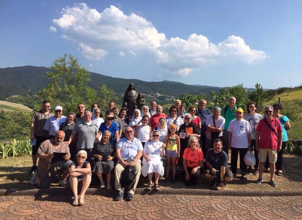 Italy - Spiritual Exercises for Italy's Delegates and Salesian Cooperators