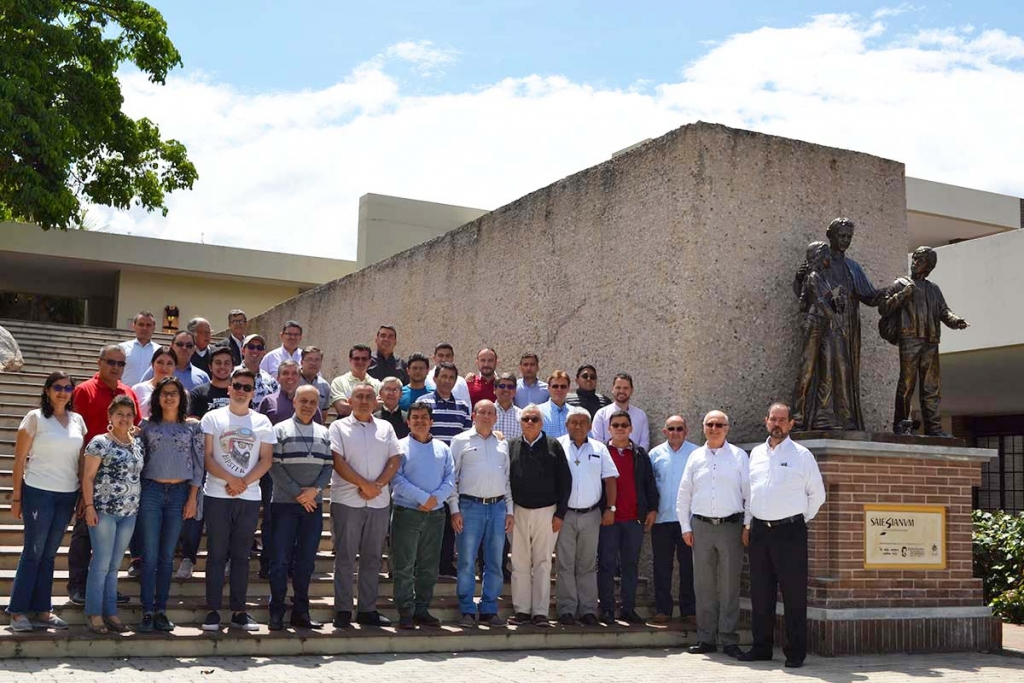 Colombia – Review and planning meeting of Salesian Province of Bogotá