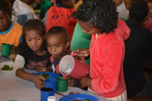Madagascar – Food support for needy youth