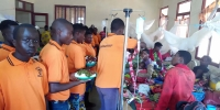 Burundi – Salesians and young people visit hospital and prison in Gahombo