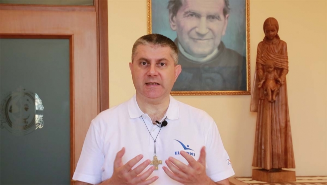 RMG – International Youth Forum and post-synodal journey. The word to Fr Sala