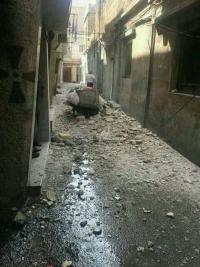 Siria – Le difficili ore che sta vivendo Damasco