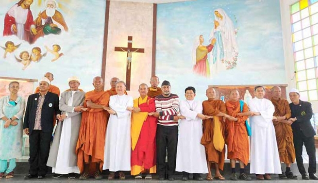 "Thailand – ""Walking Together to Promote Peace"""