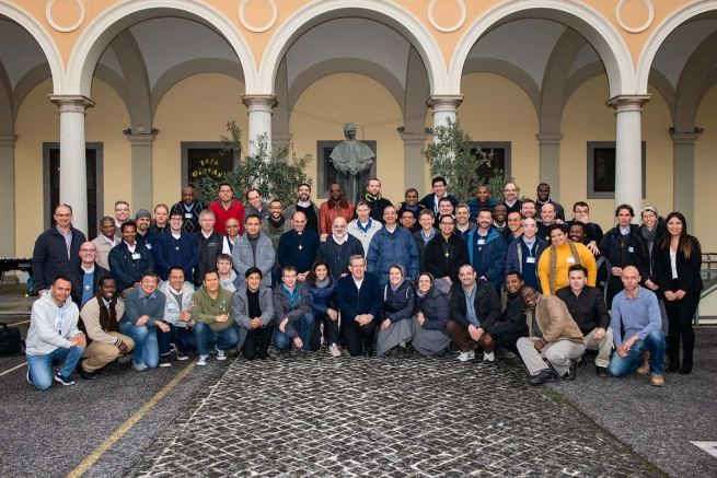 "RMG – Salesians discuss ""Accompaniment and Affectivity"""