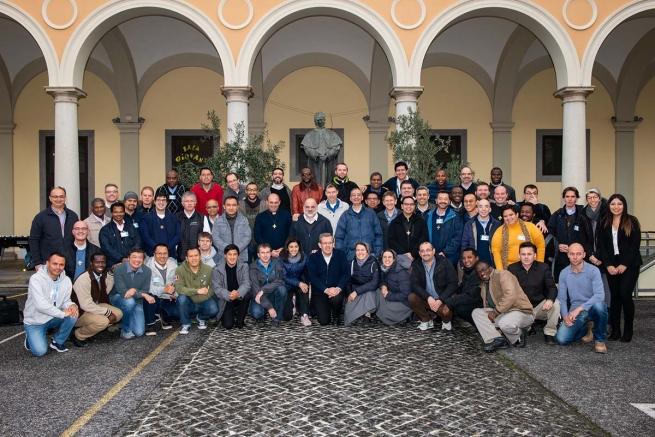 """RMG – Salesianos debaten sobre """"Acompañamiento y Afectividad"""""""