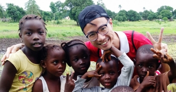 "Sierra Leone - ""I'm carrying out God's dream."" Anthony Leung, the second Salesian missionary from China"