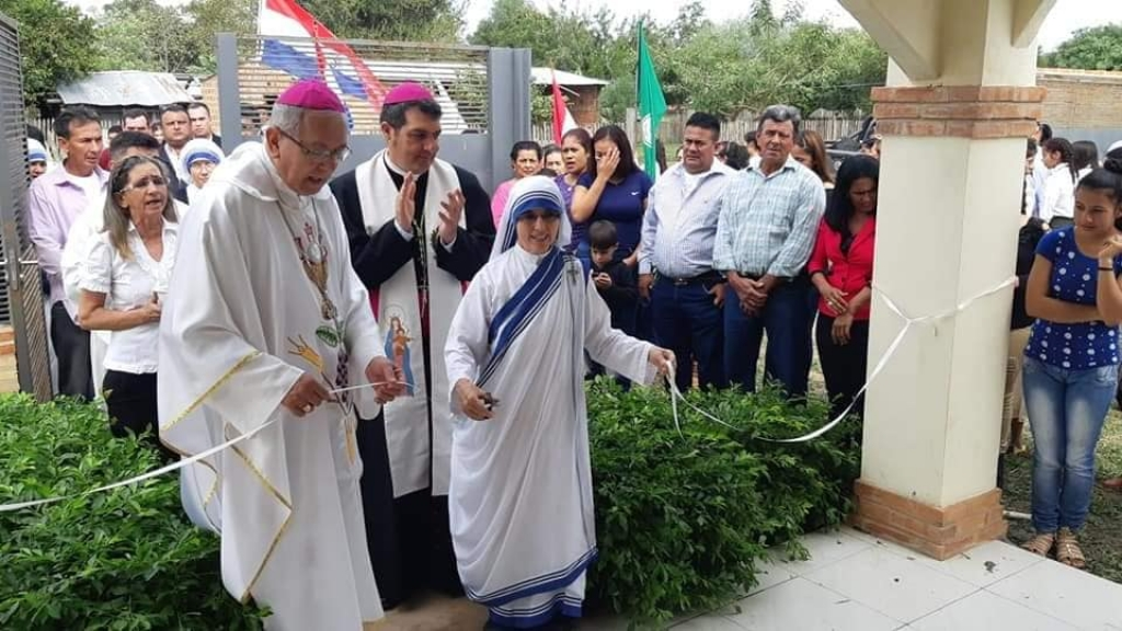Paraguay - A new presence of the Missionary Sisters of Charity