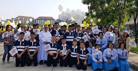 Thailand – Salesians joined in inauguration of 350th anniversary of Apostolic Vicariate of Siam Mission