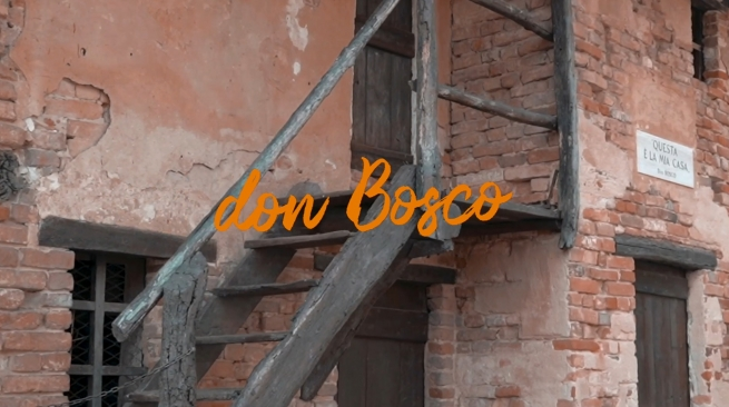 RMG – A video-prayer for 205th anniversary of Don Bosco's birth