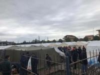Albania – Earthquake emergency, VIS cooperates with Caritas