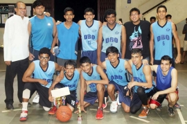 India – Goa's best-qualified basketball coach is a Salesian priest