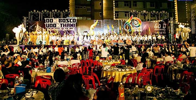 Thailand - 60th anniversary of Salesian school of Udon Thani