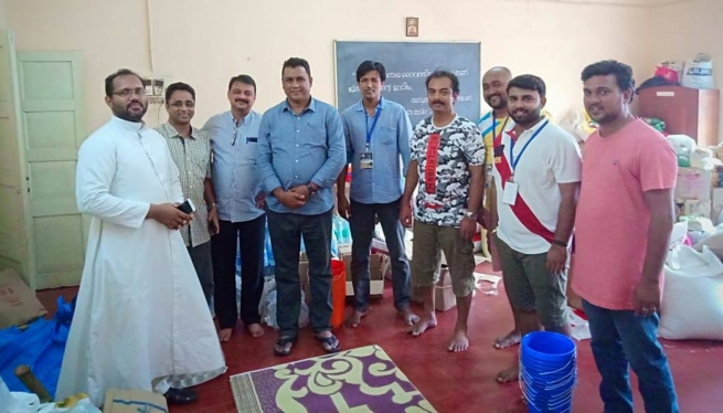India – Kerala flood: Salesians of Don Bosco Bangalore