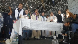 "Ecuador – Fr Jaime Chela: ""As a Church we must accompany our indigenous brothers"""