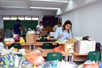 Guatemala - Church mobilizes to help victims of Fuego volcano