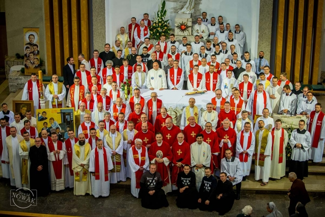 "Poland - Rector Major: ""Thanks to you, I return happier for my Salesian vocation"""