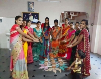 India – Young women in legal trouble learn job skills