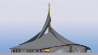 Portugal – Eucharistic sanctuary in Balasar, town of Blessed Alexandrina Maria da Costa