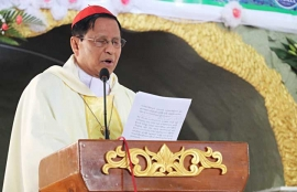 Myanmar – Love of God for the people and Nations of Asia