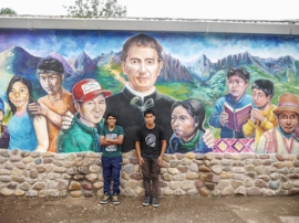 "Peru – New frontiers of Salesians in Peru: ""Don Bosco House"" and Venezuelan migrants"