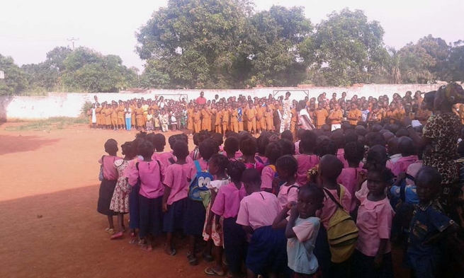 "Central African Republic - Creating real ""Peace Spaces"" through education"