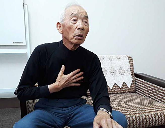 Japan – Surprising life story of the country's most senior Salesian Brother