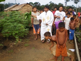 "Brazil – ""The Church promotes and enhances indigenous peoples"""