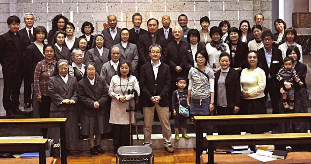 Japan - Salesian Cooperators prepare for World Congress