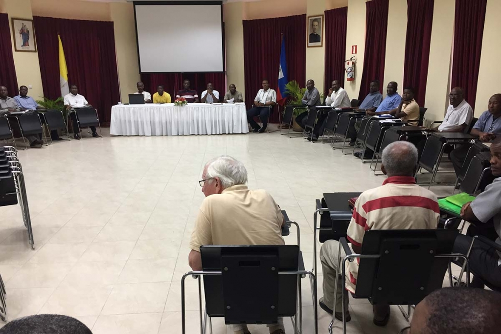 Haiti – The Superior of the Vice-Province of Haiti announces the conclusions of the Team Visit