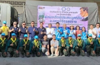 Thailand – Salesians Helping the Flood Victims in the South