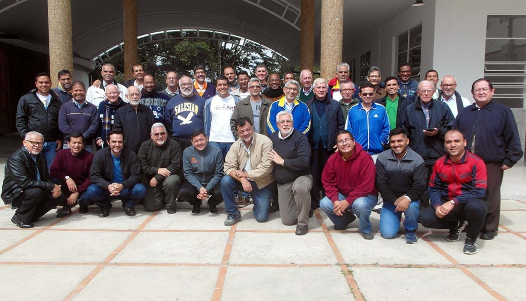 Venezuela - First session of VEN Provincial Chapter