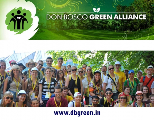 "India - Um portal na web para unir forças na ""Don Bosco Green Alliance"""