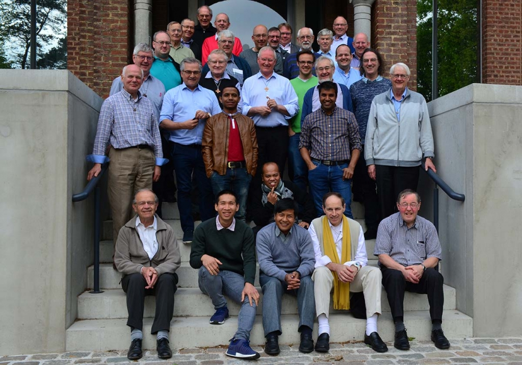 Belgium - Chapter of Salesian Province of Northern Belgium and the Netherlands