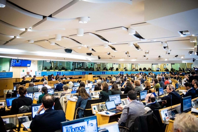 Belgium – Active Salesian presence in EU institutions