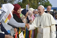 Morocco - Dialogue, brotherhood, service to the needy: Pope Francis animates the Moroccan people