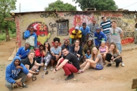 Swaziland – Youth exchange: streetwise youngsters meet