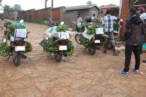 Uganda – Food distribution to vulnerable during lockdown in Uganda facing  deadly 2nd Covid-19 wave