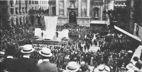Italy – On 23 May, 100 years ago, monument to Don Bosco inaugurated in Turin