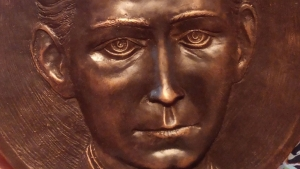 Italy – A plaque in memory of the Polish Salesian Blessed August Czartoryski