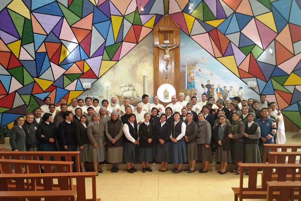 Bolivia - Spiritual Exercises of Salesian Family