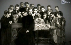 Italy –  Life of St. John Bosco narrated in Italian Public TV History Channel